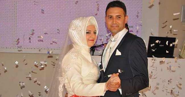 Yeni evli çifti ölüm ayırdı