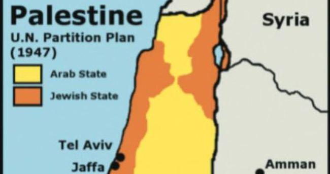 Filistin toprakları belgeleniyor
