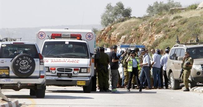 İsrail'de yaralı Suriyeliyi linç ettiler