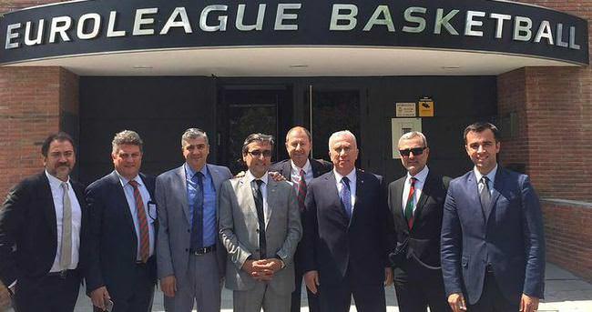 Karşıyaka'dan Euroleague çıkarması