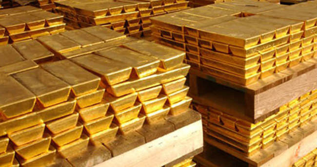 Altının kilogramı, 101 bin 500 liraya düştü