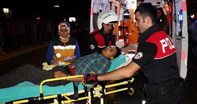Kahramanmaraş'ta bıçaklı kavga: 4 yaralı
