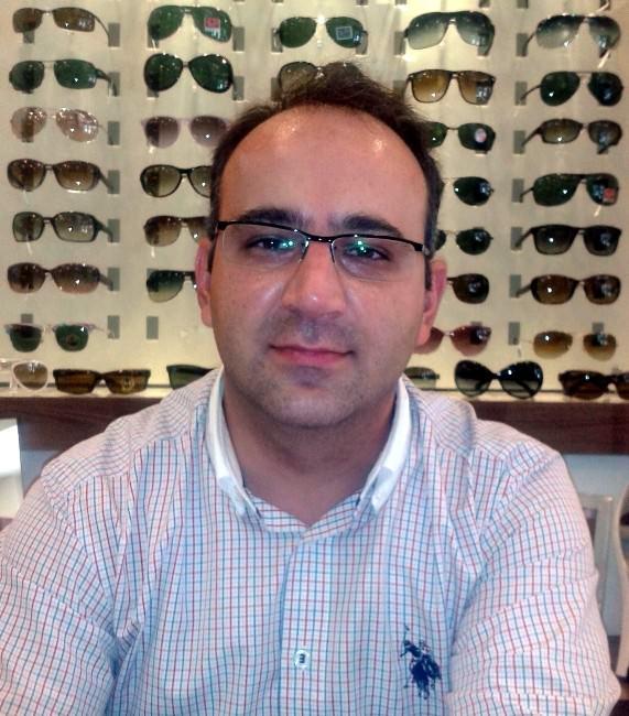 Optisyen Ahmet Cem Uykun: Ucuz Gözlükler Göze Zarar Veriyor