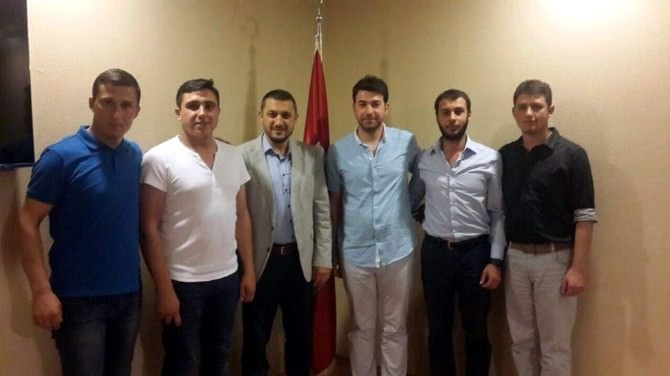 Milletvekili Açıkgöz'den Genç Birlik Nevşehir Şubesine Ziyaret