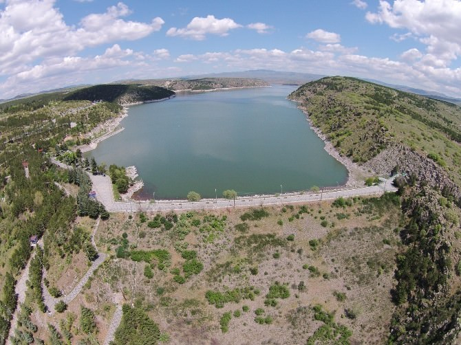 Barajlardaki Su Seviyesi Yükseldi