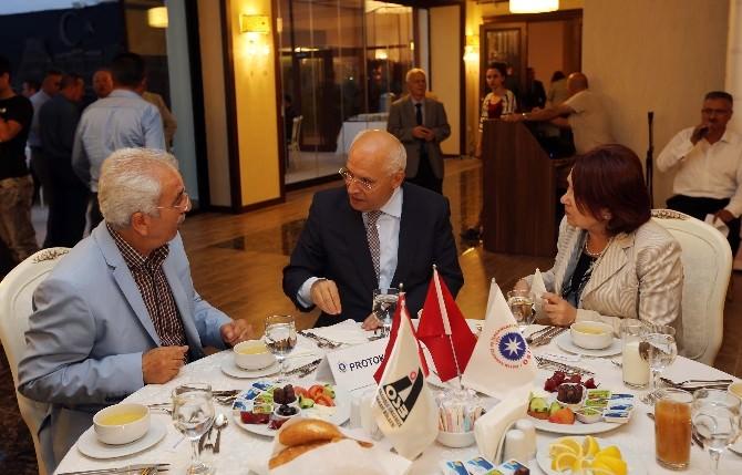 Ankara Konağı'nda İftar Keyfi