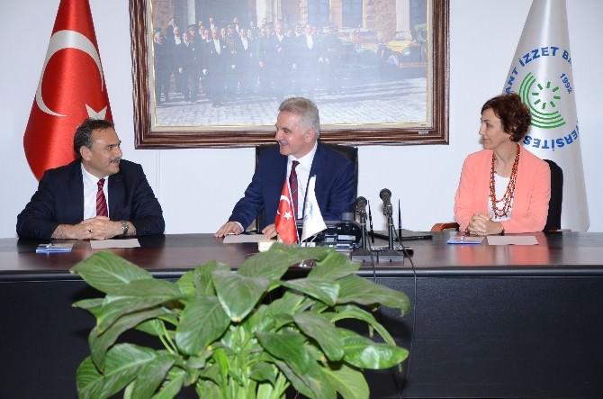 Bolu'da Batı Karadeniz Üniversiteler Birliği Toplantısı Yapıldı