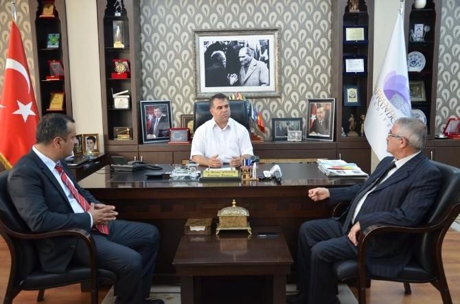 Karabükspor Başkan Adayı Destek Turlarında