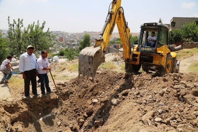 Cizre'de Yol Açma, Alt Ve Üst Yapı Çalışmaları