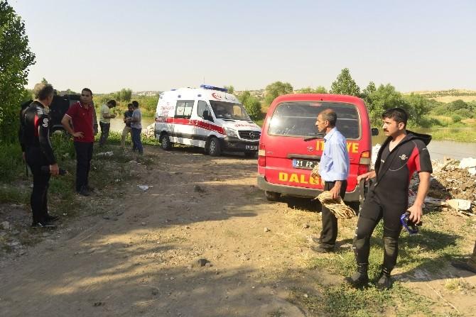 Dicle Nehri'nde Bir Çocuk Boğuldu