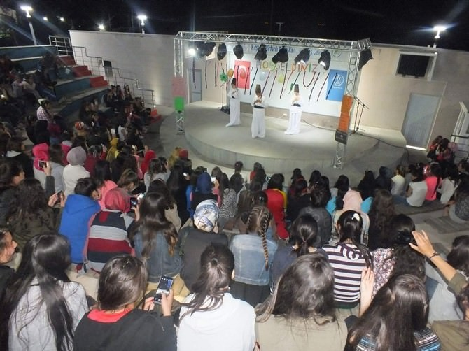 Gençlik Kampları Açılışı Yapıldı