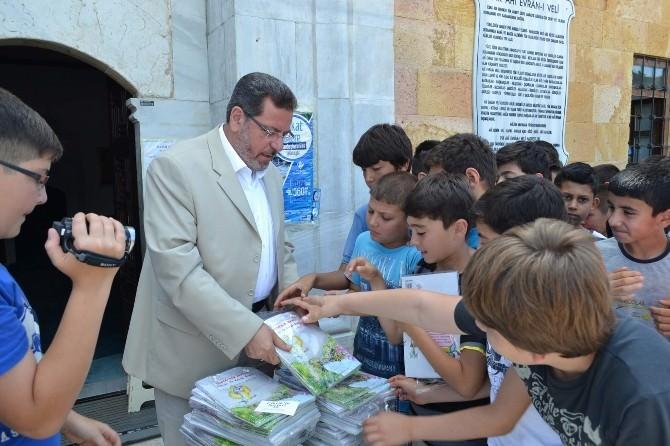 Yaz Kur'an Kursları Açılış Programı Düzenlendi