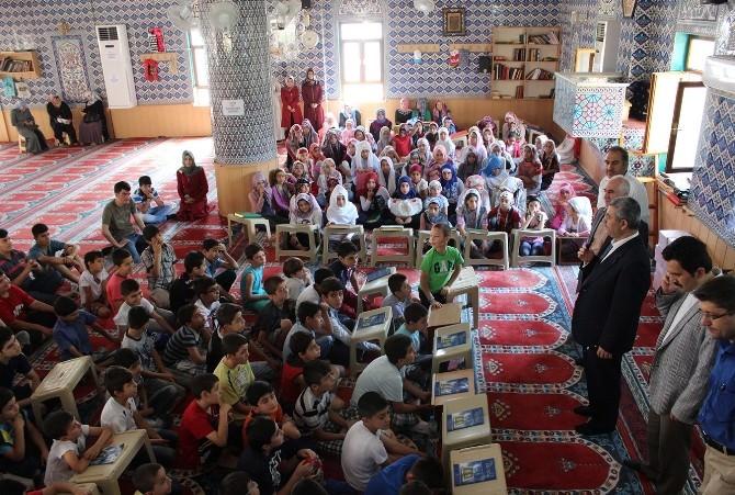 Mardin'de Camiler Çocuklarla Şenlendi
