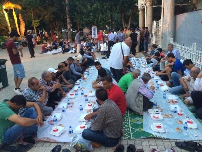 Muratpaşa Cami'nde Medine Usulü İftar, Enderun Usulü Teravih