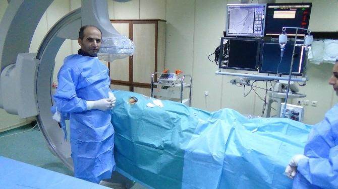 Tam Tıkalı Damarlar, Ameliyat Yerine Kılavuz Tellerle Açılıyor