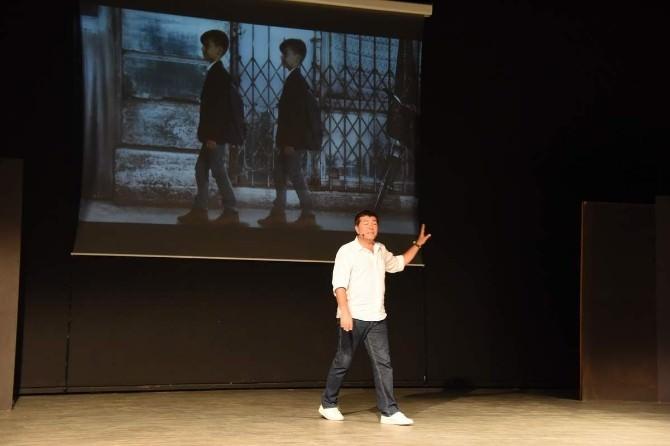 'Öykülerden Oyunlar' Aliağa'da Seyirciyle Buluştu