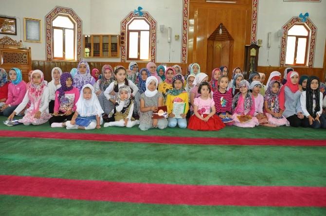 Sivas'ta 185 Camide Yaz Kur'an Kursu Açıldı