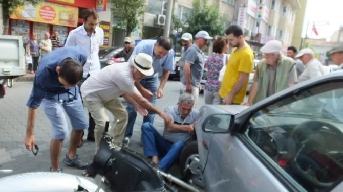 Burhaniye'de Yaz Geldi Kazalar Arttı