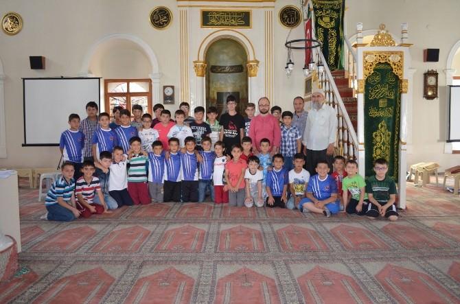 Yaz Kur'an Kursları Kula'da Büyük İlgi Görüyor