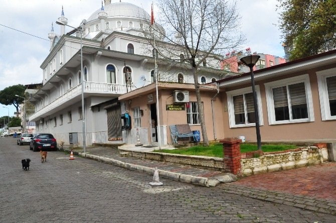 Nazilli'de Zafer Mahallesine Yeni Muhtarlık Binası Yapılıyor