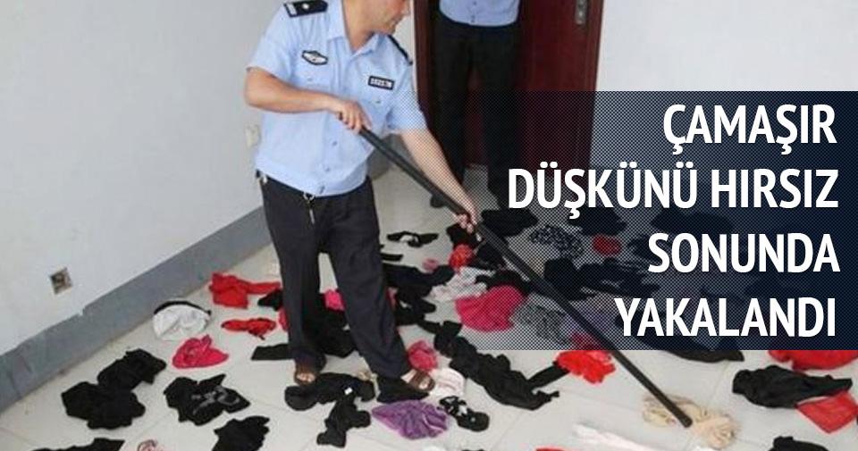 ÇİN'DEKİ SAPIK HIRSIZ SONUNDA YAKALANDI!
