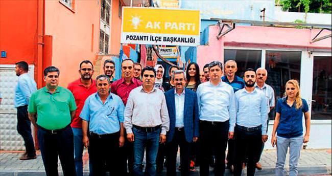 'AK Parti'siz olmaz'
