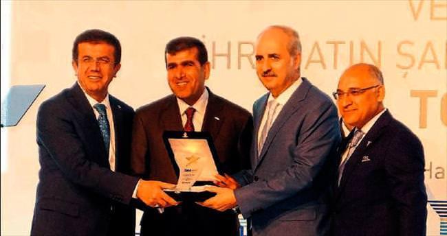 Gaziantepli ihracatçılar TİM'den tam 9 ödül aldı