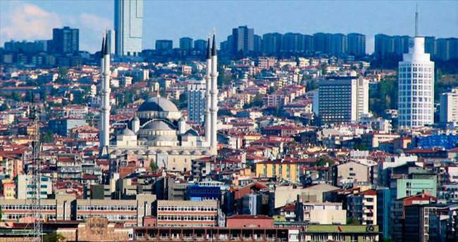 Ankara'da mayısta 6 bin 221 ev satıldı