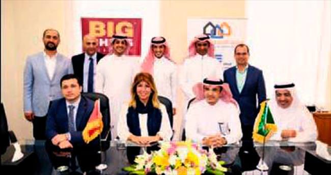 Big Chefs Suudi Arabistan'a açıldı