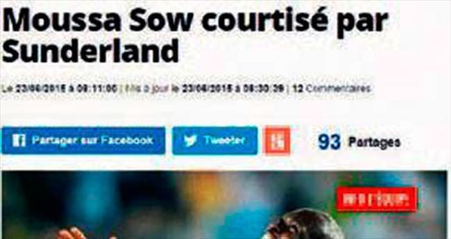 Sow Sunderland'de