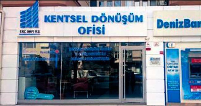 ERC Yapı'dan Denizbank işbirliğinde dönüşüm ofisi