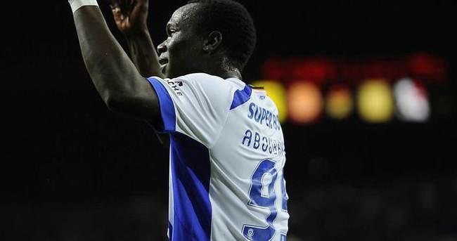 Trabzonspor'da Aboubakar çıkarması