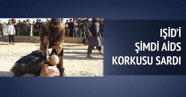 AIDS'li IŞİD militanı idam edildi