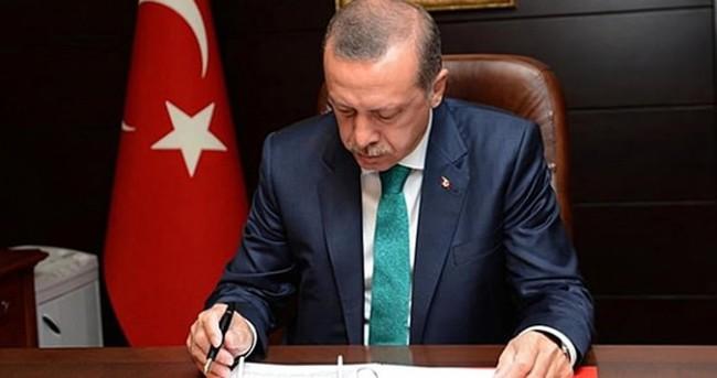 Erdoğan, YÖK Üyeliğine o ismi atadı