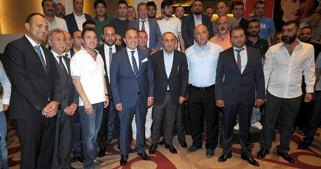 Adana Demirspor görev dağılımı
