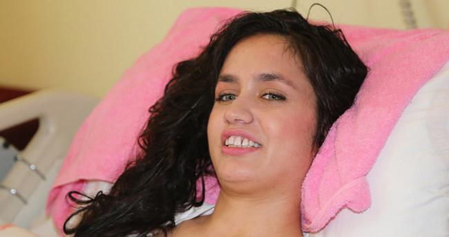 Mutlu Kaya'nın ameliyat sonrası ilk görüntüsü