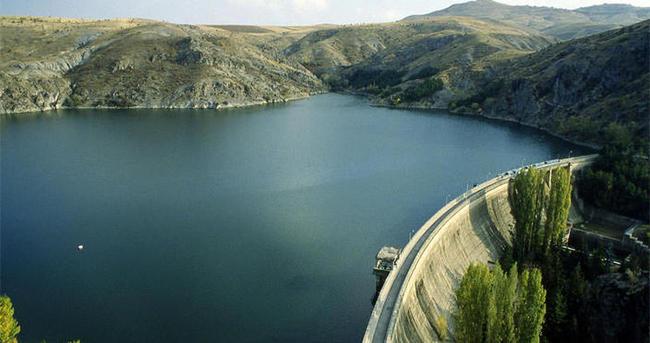 Ankara'nın barajları boş kaldı