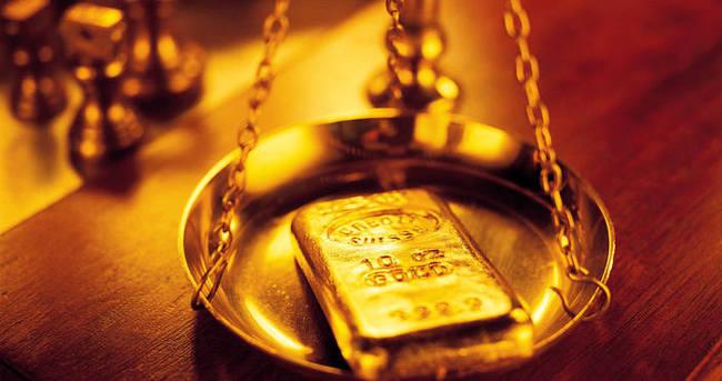 Altının kilogramı, 101 bin 100 liraya düştü