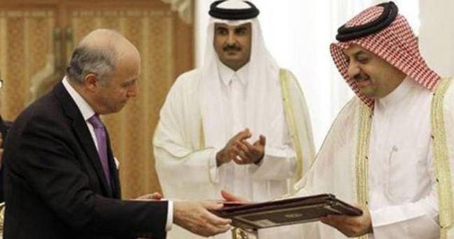 Fransa ile Suudi Arabistan arasında ticari yakınlık