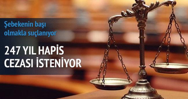 Türk hacker'a 247 yıl hapis istemi