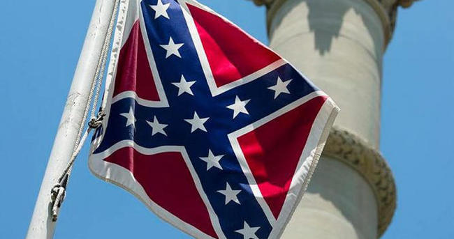 ABD'de konfederasyon bayrağı tartışması