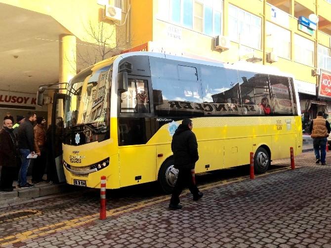 Aksaray'da Toplu Taşımada Fiyat Ayarlaması
