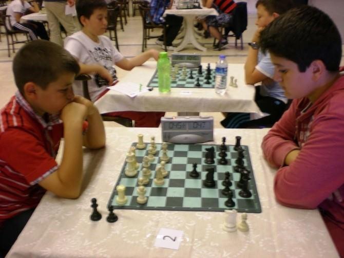 Ayvalık Ödüllü 8. Yaz Satranç Turnuvasına Hazırlanıyor