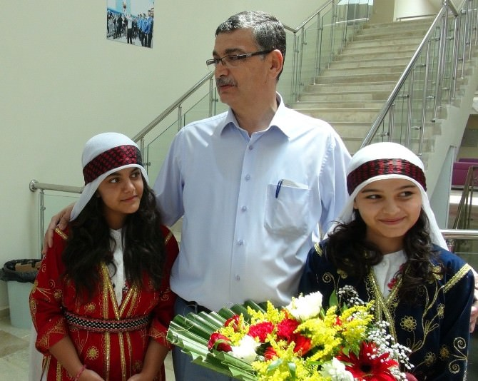 Büyükşehir'den Minik Folklor Ekibine Tam Destek