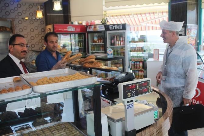 Ramazan Ayının Gelmesi İle Gıda Denetimleri Arttı