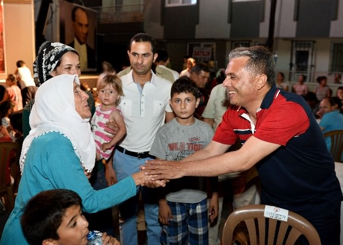 Başkan Uysal'dan, Yunus Emre'li Ramazan Mesajı