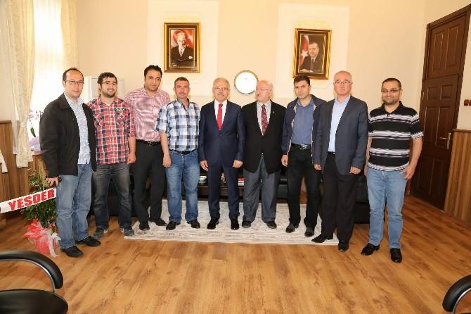 Yozgat Bozok Üniversitesi'nde Hedef 4 Yılda 30 Bin Öğrenci