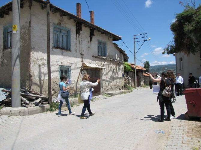 Kültür Varlığı Niteliği Taşıyan Binalarda İnceleme