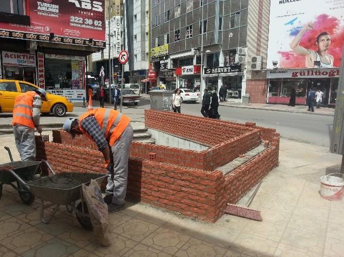 Büyükşehir'in Bahar Temizliği Devam Ediyor