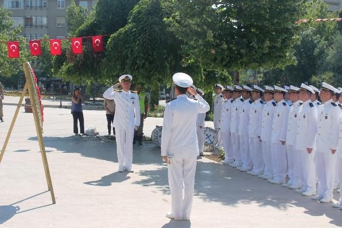 Deniz Harp Okulu Öğrencileri Tekirdağ'da